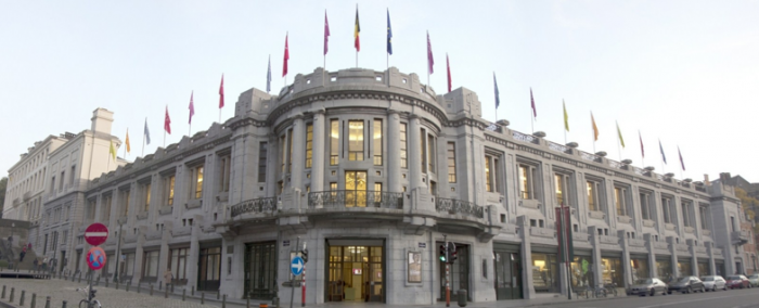 BOZAR CENTRE FOR FINE ARTS